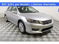 * Lifetime warranty *, * alloy wheels *, * carfax one