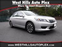 ACCORD HYBRID 4D SEDAN  Options:  Pedestrian Alert