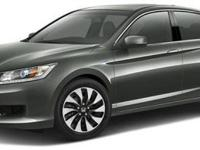 2015 Honda Accord Hybrid EX-L For Sale.Features:Heated