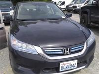 Options:  Honda Satellite-Linked Navigation