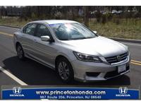 CARFAX One-Owner. Certified. Silver 2015 Honda Accord
