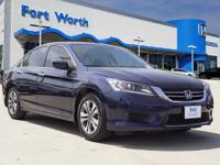 New Price! * HONDA CERTIFIED *, * ALLOY WHEELS *, *