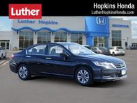 CARFAX 1-Owner, Excellent Condition, ONLY 35,437 Miles!