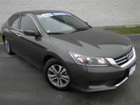 Recent Arrival! *HONDA CERTIFIED!*  Smith Honda