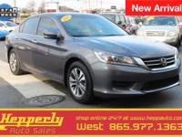 CARFAX One-Owner. This 2015 Honda Accord LX in Modern