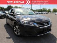 New arrival! 2015 Honda Accord Sedan LX! Only 37,827
