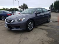 Options:  2015 Honda Accord Sed Lx|Here Is The One