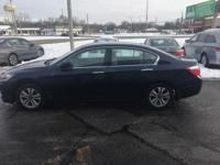 This 2015 Honda Accord Sedan LX is offered to you for