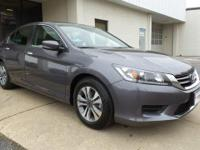 EPA 36 MPG Hwy/27 MPG City!, $2,400 below NADA Retail!