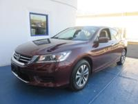 This 2015 Honda Accord Sedan LX is Well Equipped with
