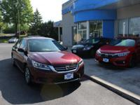Accord LX. Your satisfaction is our business! Don't