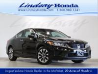 OVERVIEW This 2015 Honda Accord Coupe 2dr 2dr I4 CVT