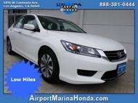 Recent Arrival! Value Priced! Airport Marina Honda is