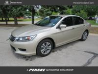 WAS $19,595. Honda Certified, CARFAX 1-Owner, ONLY