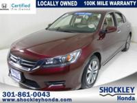 This ONE OWNER Accord Sedan is in great condition all