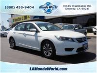 For a top driving experience, check out this 2015 Honda