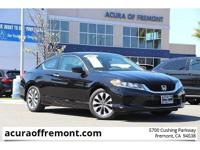 New Price! Priced below KBB Fair Purchase Price! Accord