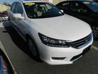 This 2015 Honda Accord Sedan EX-L is provided to you