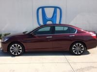 Come see this certified 2015 Honda Accord Sedan Sport.