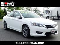 This 2015 Honda Accord Sedan Sport is proudly offered