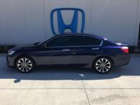 Look at this 2015 Honda Accord Sedan Sport. Its