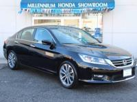 This Honda Certified Accord Sedan 4dr I4 CVT Sport is a
