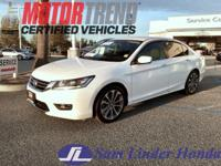Options:  2015 Honda Accord Sport|Advertised Price