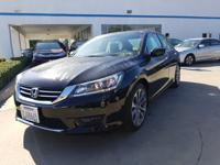 Options:  2015 Honda Accord Sed Sport|Yes! Low