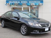 This Honda Certified Accord Sedan Sport  is Priced