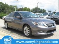 2015 Honda Accord Sport Modern Steel Metallic *Fresh