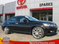 Sparks Certified * CARFAX Available * Sport seats * All