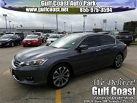CLEAN CARFAX and ONE OWNER. The Gulf Coast Ford Nissan