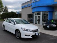 One Owner, Accident free Carfax, Leather, Heated Seats,