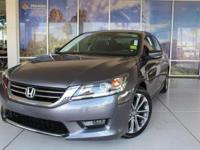 HONDA CERTIFIED WARRANTY APPLIES!!!!!, Accord Sport.