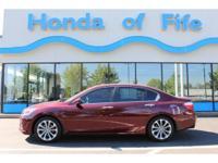 PREMIUM & KEY FEATURES ON THIS 2015 Honda Accord Sedan