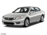 Don't miss out on this 2015 Honda Accord Touring! It