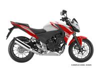 the innovative CB500F expands riding enthusiasts