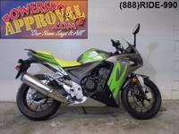 2015 Honda CBR 500R Motorcycle for sale with only 1,901