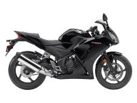 The CBR300R is slim light and flickable providing
