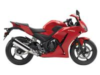 The CBR300R is narrow light and flickable providing