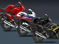 (562) 945-3494 CBR300RL Honda's New CBR300R: