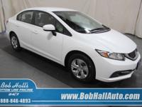 Move rapidly! Best color! NEW Honda Civic LX! This
