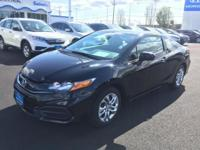 2015 HONDA CIVIC COUPE LX Our Location is: Honda of