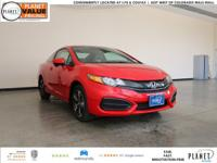 New Price! 2015 Honda Civic EX 1.8L I4 SOHC 16V i-VTEC
