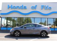 Certified Vehicle! CarFax 1-Owner; This 2015 Honda
