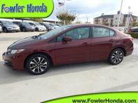 One Owner Lease Return, Clean Carfax, Power Moonroof,