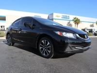 Check out this 2015 Honda Civic Sedan EX. Its Variable
