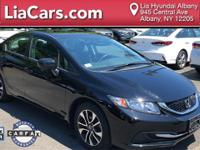 Recent Arrival! **ONE OWNER, CLEAN CARFAX**, 2015 Honda