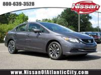 Come see this 2015 Honda Civic Sedan EX. Its Variable