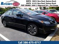 LOW MILEAGE 2015 HONDA CIVIC SEDAN EX**CLEAN CAR